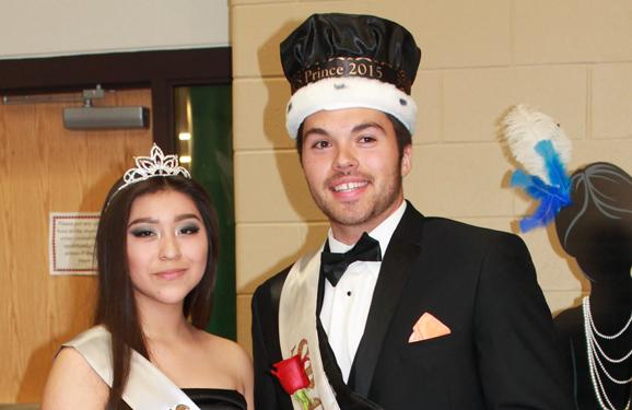 Jr – Sr High Prom 2015