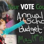 2015-16 Budget Passed, 647 to 244