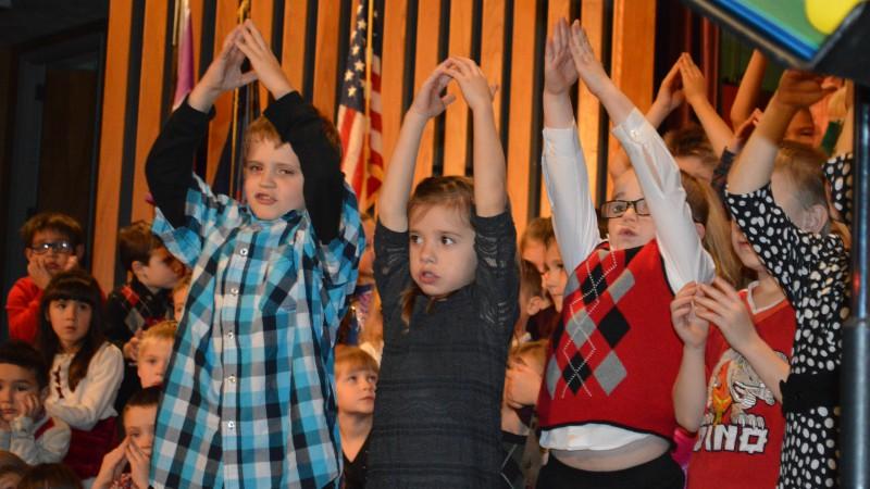 Elementary School Winter Concert