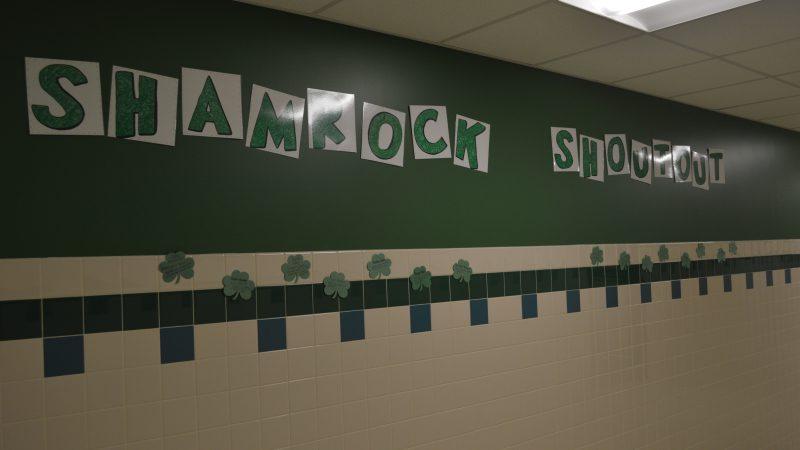 Shamrock Shoutouts