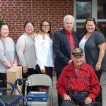 St. Regis Mohawk School Flag Dedication