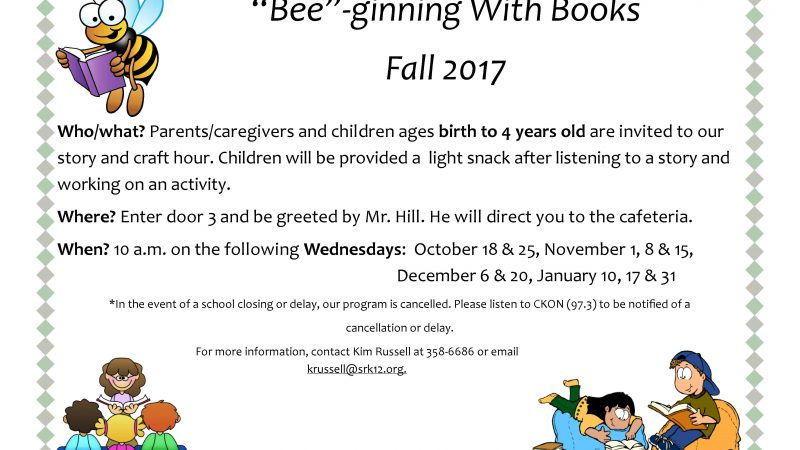 Beginning with Books