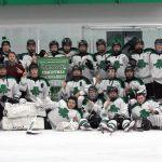 Shamrocks Claim Victory in Annual Christmas Hockey Tournament