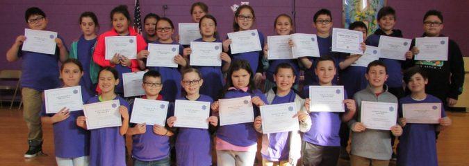 St. Regis Mohawk School celebrates student achievement