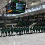 Thank you from the Girls Varsity Hockey Team