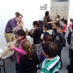 St. Regis-Mohawk School 3rd Grade Students Participate in Musical Instrument Petting Zoo