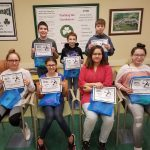 Middle School Student of the Month