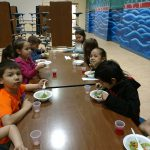 First Grade Salad Bar