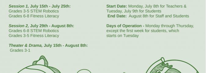 Summer Programs at Salmon River